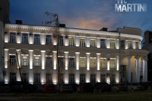 Областной суд, ул. Орджоникидзе
