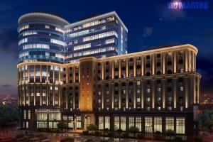 Отель Mercury и бизнес центр Романовский (2)