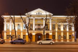 Проспект Революции, д.30. Дом Тулиновых